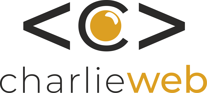 charlieweb - projektowanie logo